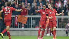 """""""Fußball ist manchmal verrückt"""": Lewandowskis neun Minuten"""