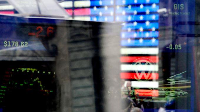 Der Skandal sorgte für einen beispiellosen Absturz der VW-Anteile.