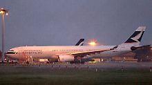 Panik an Bord: Airbus muss nach Triebwerksbrand notlanden