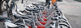 ADAC-Testsieger unter den Fahrradverleihsystemen wurde Call a Bike in Berlin.