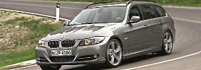 Der BMW3er gilt in allen Varianten als sehr solide.