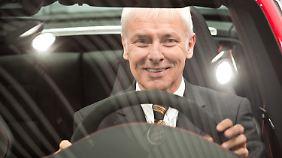 Der Kommentar: Reitz' Worte zum Neuanfang bei VW
