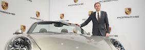 Absage an Kaufprämie für E-Autos: Porsche-Chef bevorzugt neue Ladestationen