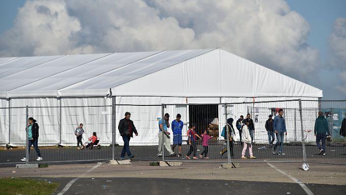 Polizei in Sorge: Gewalt in Flüchtlingsheimen kommt nicht überraschend