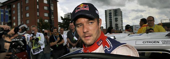 Wechselt für die Dakar von Citroen zu Peugeot: Sebastian Loeb (Archivbild).