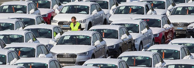 Der VW-Abgasskandal erschüttert die Autoindustrie bis ins Mark: Bei Audi sind weltweit 2,1 Millionen Fahrzeuge betroffen.