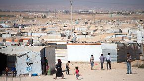 Fehlende Perspektive in Zaatari: Flüchtlingscamp ist eine der größten Städte Jordaniens