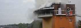 Stellwerk auf wichtigster Strecke: Feuer im Ruhrgebiet behindert Bahnverkehr