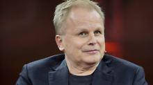 """Grönemeyer war am Sonntag zur Gast in der ARD-Sendung """"Günther Jauch"""" und sprach dort über die Flüchtlingsproblematik."""
