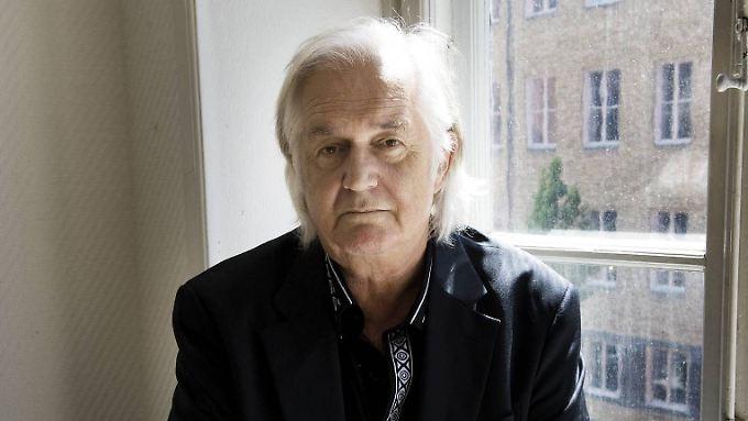 Mankell im Jahr 2010 in Göteborg.