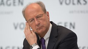 Neuer Aufseher bei VW: Pötsch soll per Eilverfahren zum Aufsichtsratschef werden
