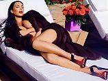 """""""Windel für zwei Monate"""": Kim Kardashians ekelhafte Schwangerschaft"""