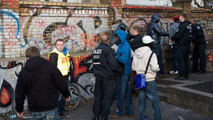 Drogen, Einbrüche, Diebstahl: Organisierte Kriminalität in Deutschland blüht
