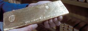 Eine Frage des Vertrauens: Warum Bundesbank-Gold im Ausland bleibt