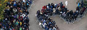 Umfrage unter Flüchtlingen: Nur jeder zehnte Syrer will bleiben