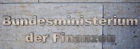 Verzicht bei Neuabschlüssen: Bund will offenbar Garantiezins streichen