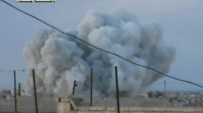 Unterstützung bei Bodenoffensive: Russische Luftwaffe greift Ziele in Hama an