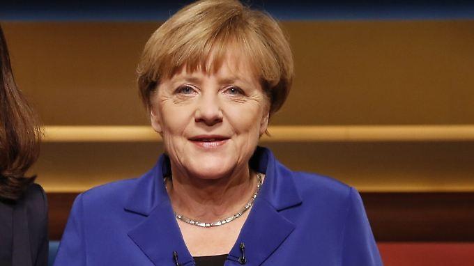 Angela Merkel präsentierte ihre Ideen für eine Verringerung der Flüchtlingszahlen in der ARD.