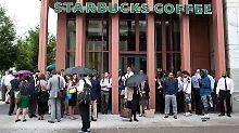 Kaffee per iPhone bezahlen: Apple überzeugt Starbucks
