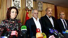 Neubeginn nach der Jasminrevolution: Nobelpreis für tunesisches Dialogquartett
