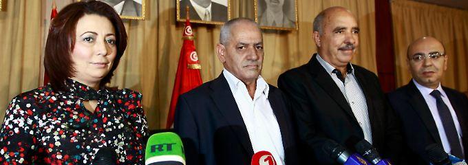 Neubeginn nach der Jasminrevolution: Friedensnobelpreis geht an tunesisches Dialogquartett