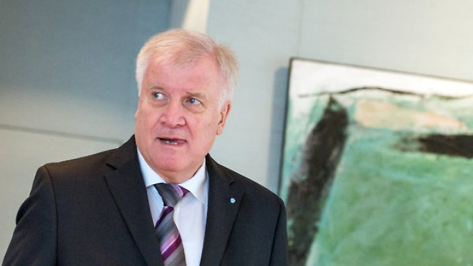 Bayerns Ministerpräsident Horst Seehofer.