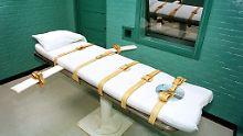 Autopsiebericht deckt auf: Todeskandidat wurde falsches Mittel gespritzt