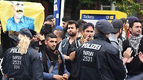 Folgen des Ankara-Anschlags: Türkische Gemeinde warnt vor Gewalt in Deutschland