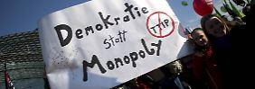 Studie über TTIP-Freihandelspläne: So schrieb die Wirtschaft an EU-Gesetzen mit