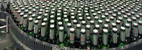 Größte Brauerei schluckt Nummer zwei: SABMiller nimmt Übernahmeangebot an