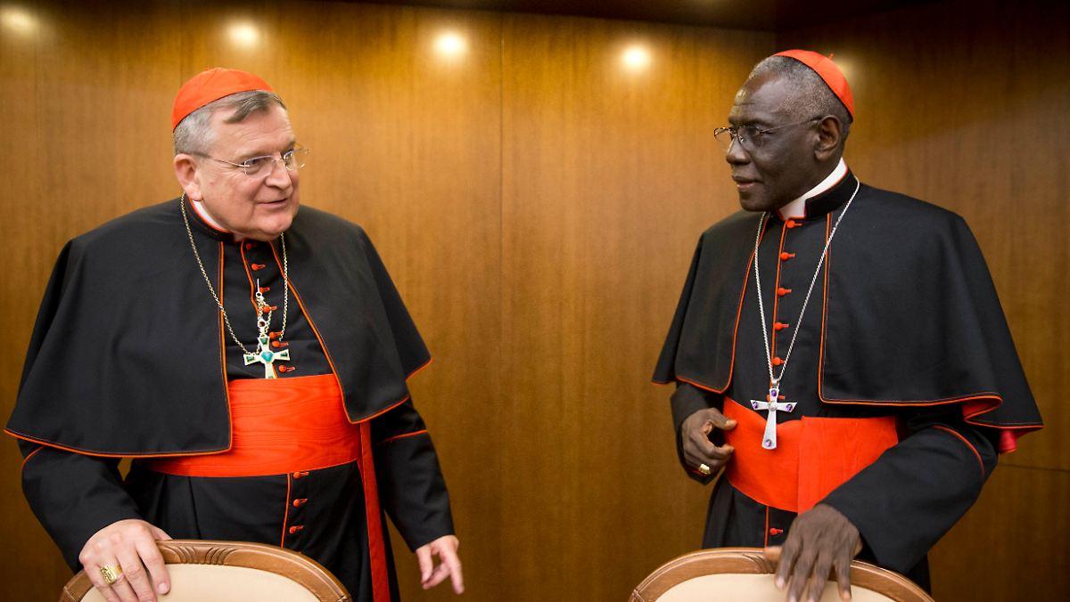"""Kardinal sieht neues """"Nazitum"""" aufkommen"""