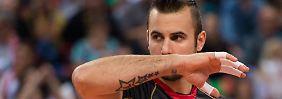 Rang acht statt Finale: Volleyballer ertränken EM-Frust mit Bier