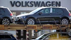 Schwierigkeiten für VW: Absatzzahlen trotzen Abgas-Skandal