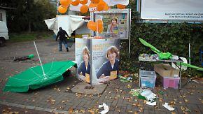 Kandidatin Reker niedergestochen: Messerangriff überschattet OB-Wahl in Köln