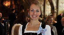 Biathlon-Star im Eheglück: Magdalena Neuner heiratet kirchlich