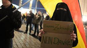 Comeback dank Flüchtlingskrise: Pegida-Bewegung hetzt mit neuer Energie
