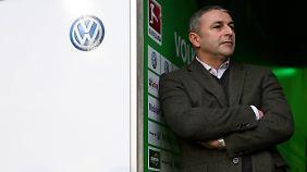 Klaus Allofs soll Spekulationen zufolge mit 100 Millionen Euro von VW planen dürfen.