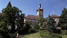Schaden durch Zinsgeschäfte: Pforzheim verklagt Deutsche Bank