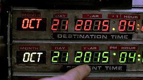 21.10.15 Zurück In Die Zukunft