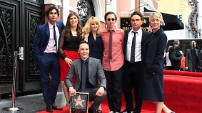 "Promi-News des Tages: ""The Big Bang Theory""-Star soll Ex Unterhalt zahlen"