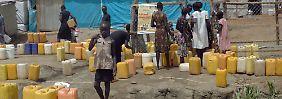 30.000 Südsudanesen bedroht: UNO warnt vor tödlicher Hungersnot