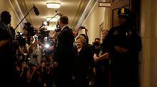 Clinton auf dem Grill: Bengasi-Anhörung wird zur Polit-Bühne