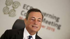 Signal für Lockerung im Dezember: EZB prüft Ausweitung der Geldschwemme