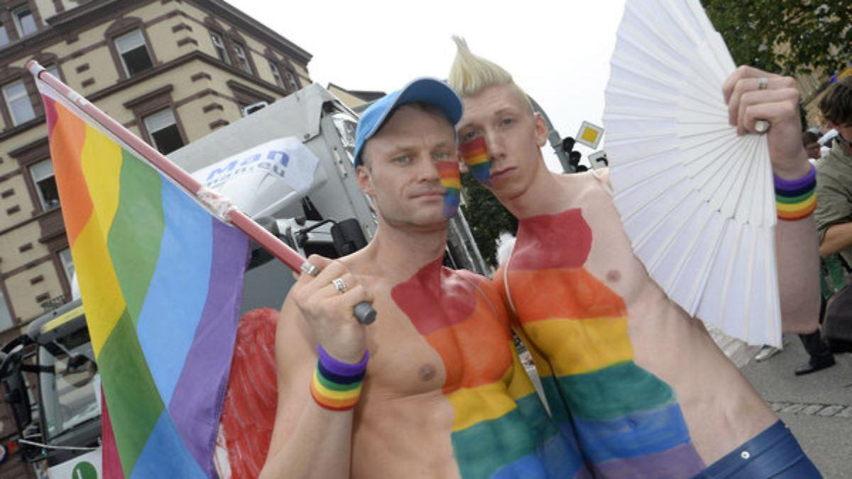 Gesetze gegen Homosexuell m4a2