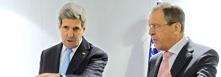 USA und Russland verständigen sich: Neue Hoffnung auf Waffenruhe in Syrien