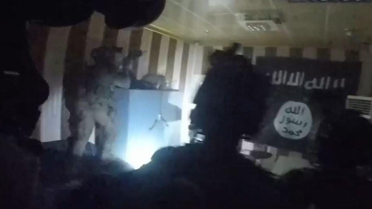 Video zeigt US-Kampfeinsatz gegen den IS