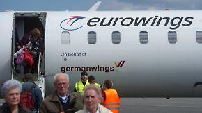 Angriff auf Ryanair und Co.: Lufthansa startet Eurowings-Experiment