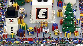 Klötzchen-Engpass zu Weihnachten: Lego gehen die Steine aus