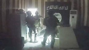 US-Spezialeinheit gegen den IS: Helmkamera-Video zeigt Geiselbefreiung im Nordirak