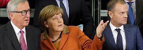 EU-Plan zur Balkanroute: Merkels letzter Baustein fehlt